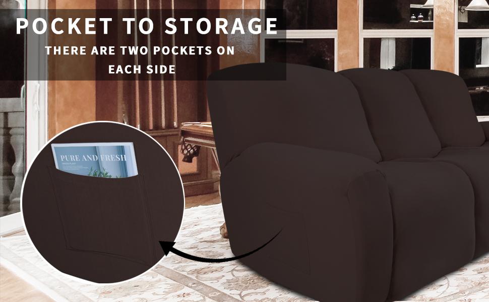 recliner slipcover