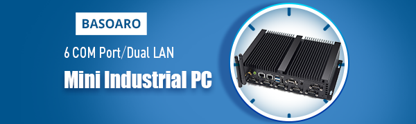 industrial pc, fanless mini pc, desktop computer