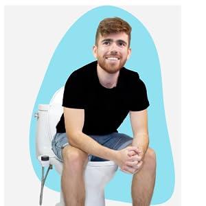bidet attachment toilet accessories water