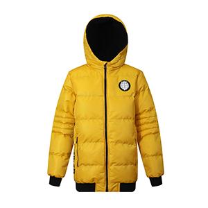 yellow winter jacket warm  snow coat waterproof  thinken outwear teenage