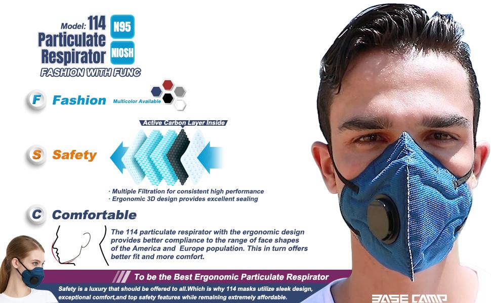 bane n95 mask