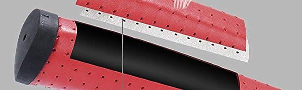 Ambutech Premier Leather Grip