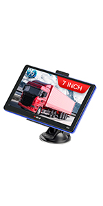 truck gps with bluetooth