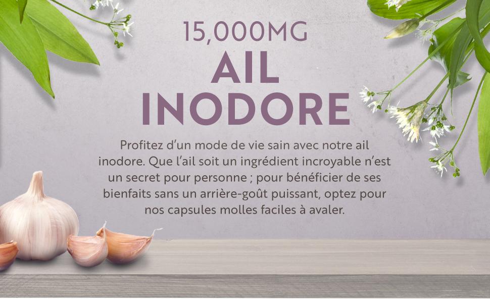 Ail Inodore