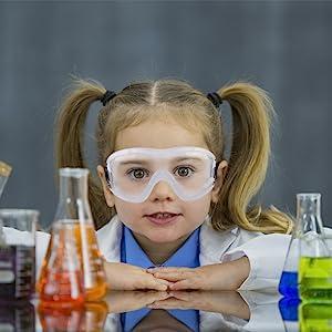 YIHAIXINGWEI Children's glasses Safety glasses for kids Safety goggles for kids safety glasses