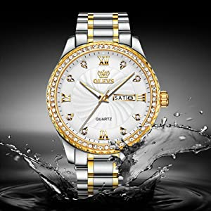 Christmas Day Gift best inexpensive business casual watches for men Reloj casual para hombre