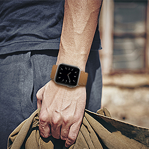 compatible apple watch band for men