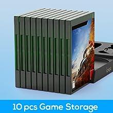 xbox series x game strorage