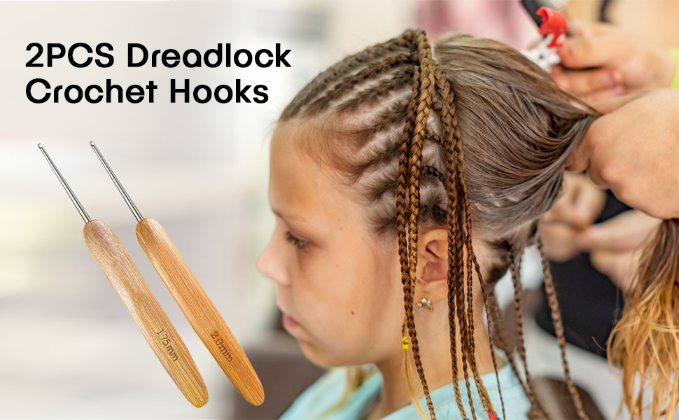 Dreadlocks Crochet