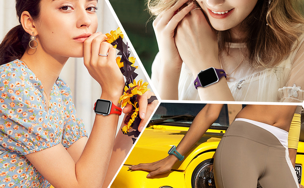 vcegari compatible with apple watch band series 6