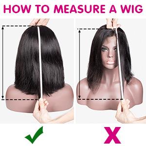short bob wigs