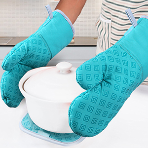 Oven mitts 9
