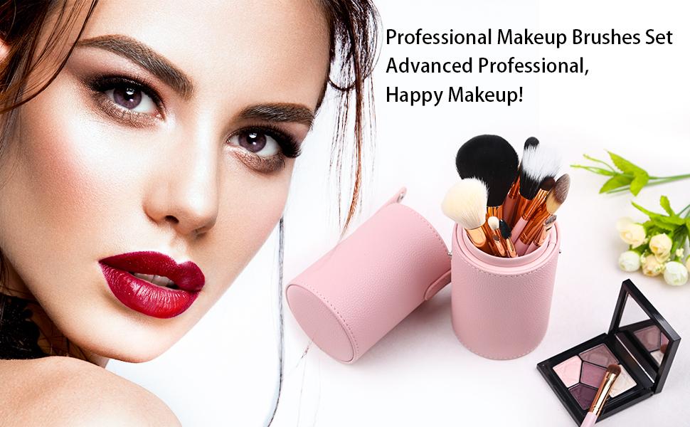 MAKEUP BRUSH SET professional makeup  brush set  makeup brushes