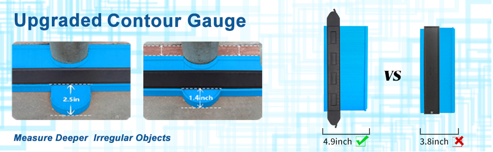contour gauge