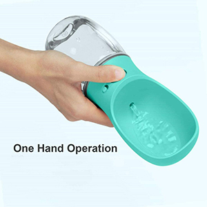 Simple and fast operation, easy to feed small animals