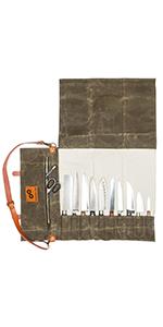 Knife Roll Bag