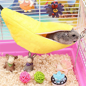 Cage Nest Hamster Accessories for Sugar Glider Hamster Small Bird Pet
