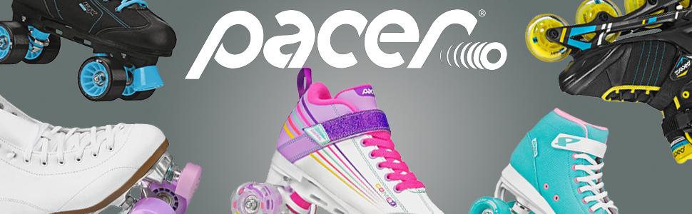 Pacer brand header