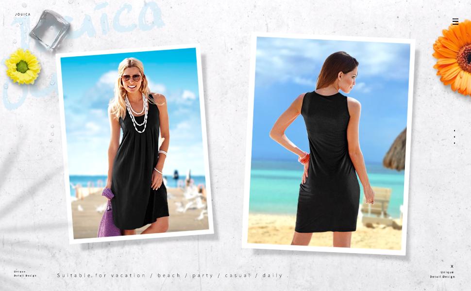 sunmmer dress for women