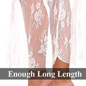 long length lingerie