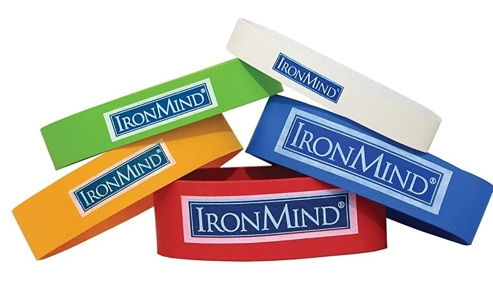 IronMind Expand Your Hand Bands Prevent eliminate reduce pain tennis elbow tendinitis carpal tunnel