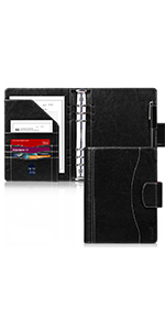Skycase 6 Ring A5 Binder Planner Notebook Cover