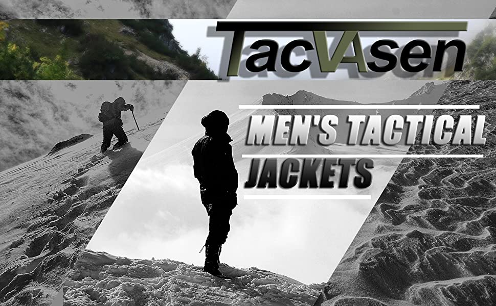 tactical military jackets coats outerwears for men