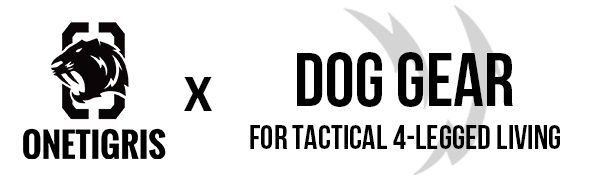 onetigris dog gear