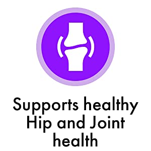 Supports healthy Hip and Joint health