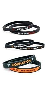 GORNATION Bandas de Resistencia Premium de Doble Capa con ...