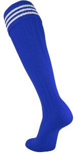 Men and Women TCK Soccer Socks with Fold Down Top European Style for Adults