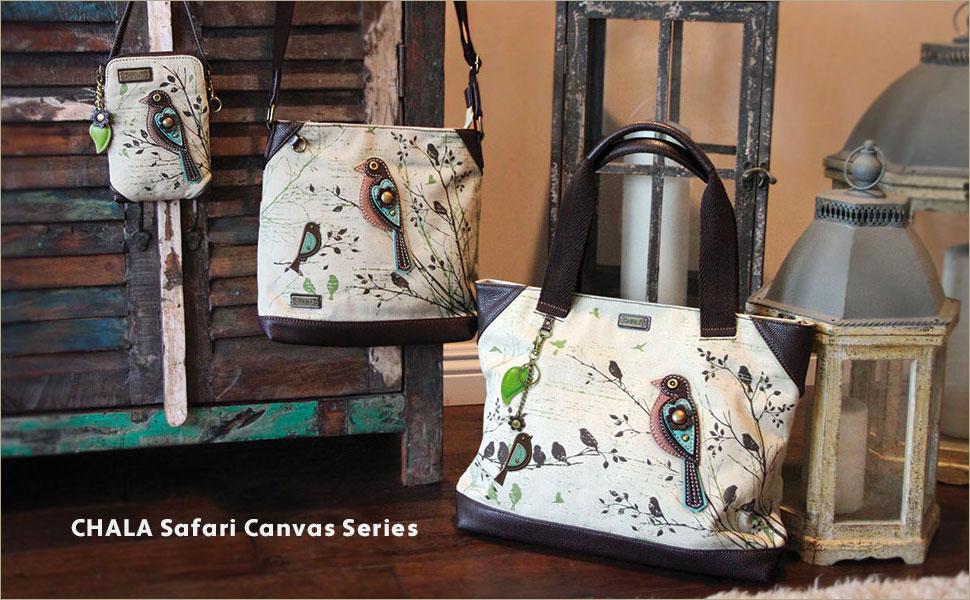 Chala Safari Canvas Series