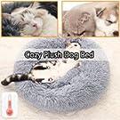 self warming dog bed