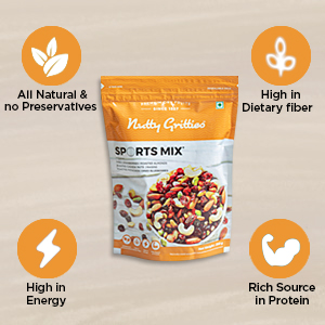 Sports Mix Nutritional facts