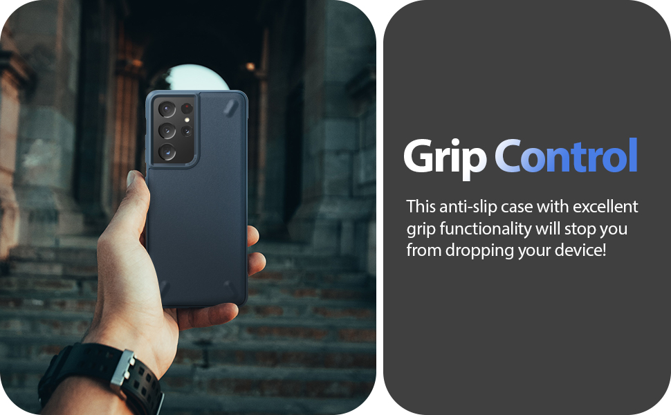 Ringke Onyx Case compatible with Galaxy S21 Ultra
