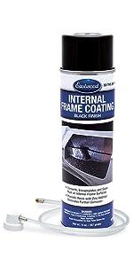 eastwood green black chassi coat spray aerosol anti rust remove corrosion high tech formula frame