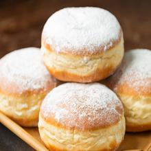 scones dusting, snow powder, non-melting powder, donut sugar, powdered sugar, icing sugar