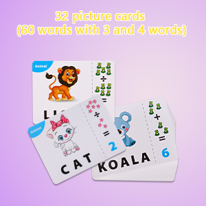 matching letter game for kid