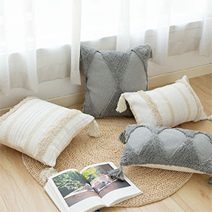 gray throw pillow covers throw pillows for couch
