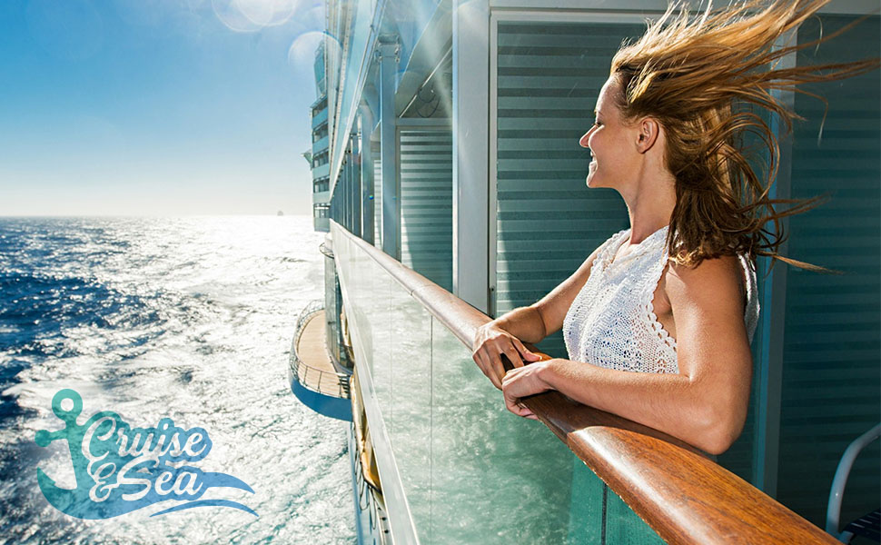 Cruise and Sea Branded Lifestyle Image