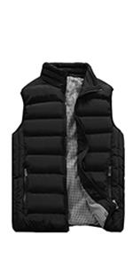 Men's Waterproof Mountain Jacket Fleece Outerwear Windproof Ski Jacket Snow Jacket Vest