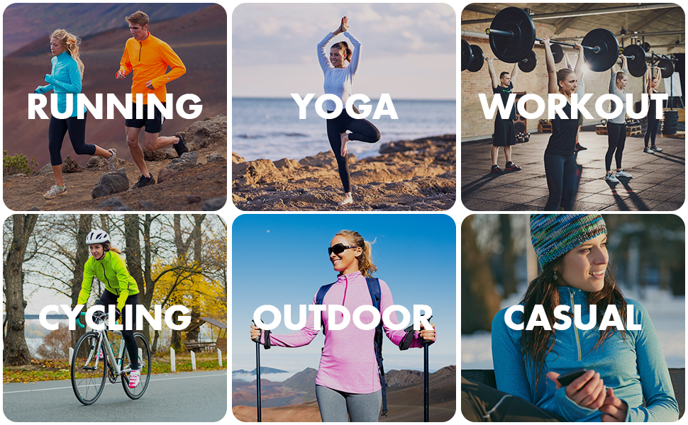 running gear for women cold weather