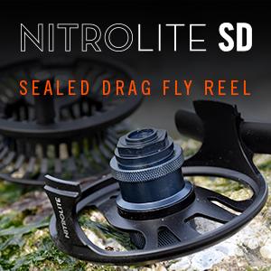 Nitrolite SD Fly Reel