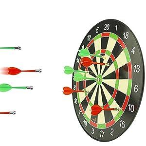 Dart Board Angled Image