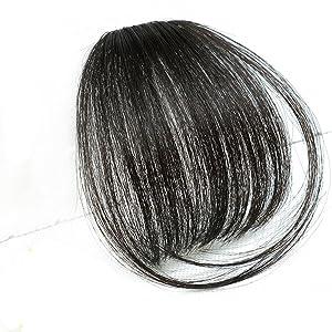 BANGS human hair