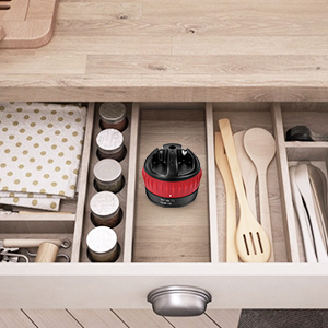 Easy to store and easy to take away