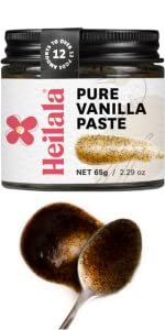 heilala vanilla sugar pure sugars beans pods bourbon madagascar tahitian extracts paste sprinkle