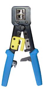 EZ-RJ45, Professional Heavy Duty Ethernet, Crimp Tool