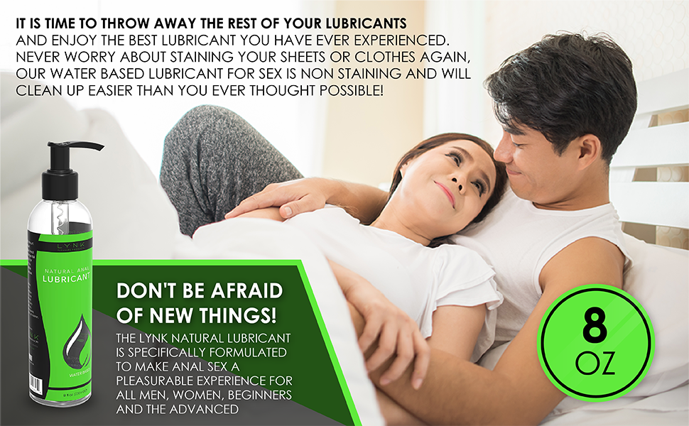 Best anal lubes for sex