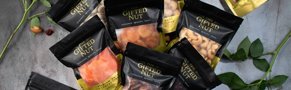 nut gift bags